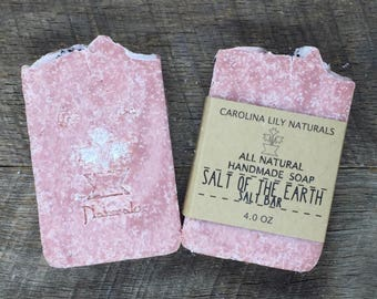 Salt of the Earth All Natural Handmade Soap