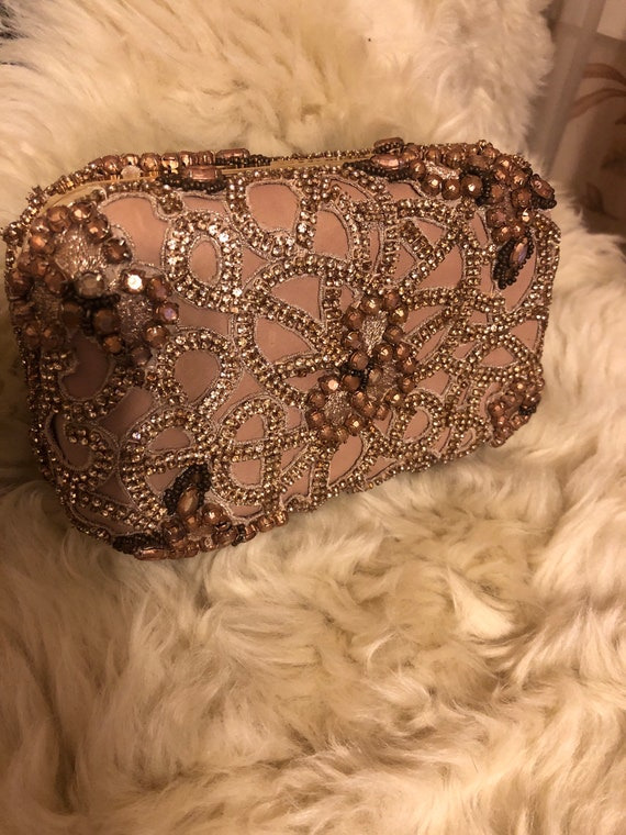 Alice and Olivia clutch bag