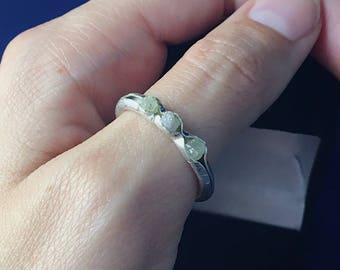 I Like It Rough- Diamond Ring