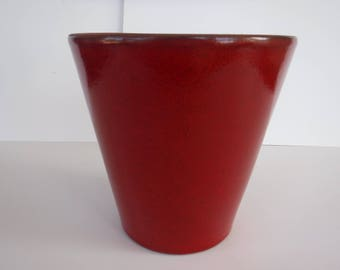 Old Pottery Smith and Hawken Red Clay Pot