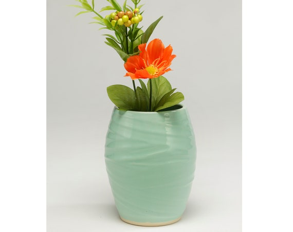 Rounded Vase