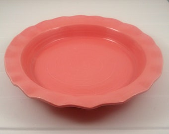Coral Pie Plate