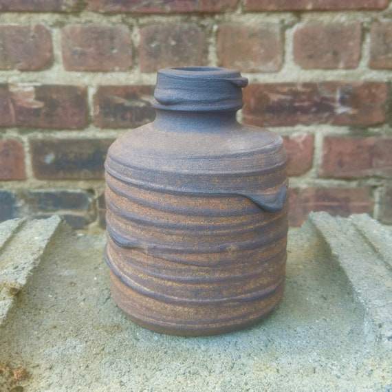 Wild Clay Bottle