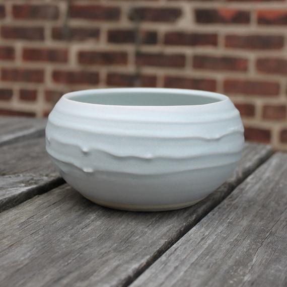Periwinkle Planter Bowl