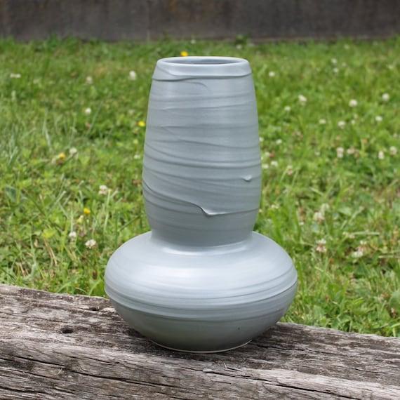Mid-Century Modern Charcoal Vessel