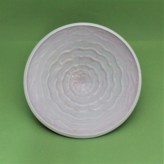 Unicorn Purple Nautilus Fruit Bowl