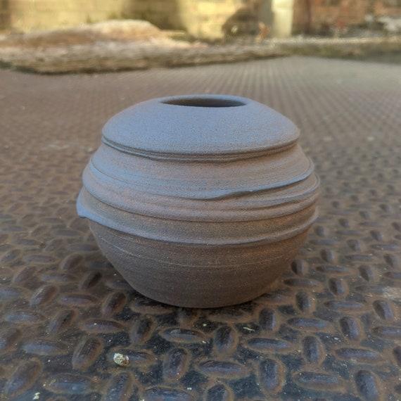 Wild Clay Vessel
