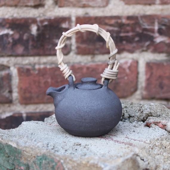 Wild Clay Teapot