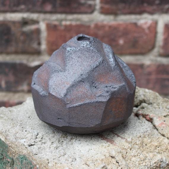 Wild Clay Artichoke Vessel