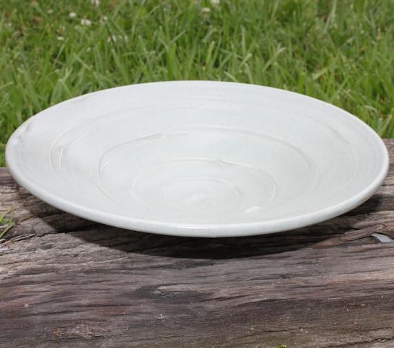 Light Gray Fruit Bowl