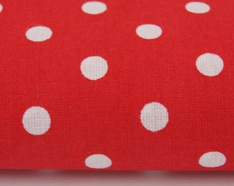 Rosso A Pois Etsy