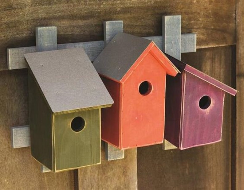 Build your own Bird Box or bug house from recycled materials. image 0