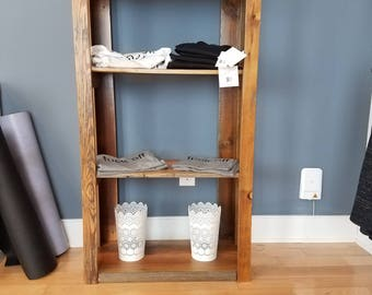 Handmade Rustic Reclaimed Multi Function Shelves