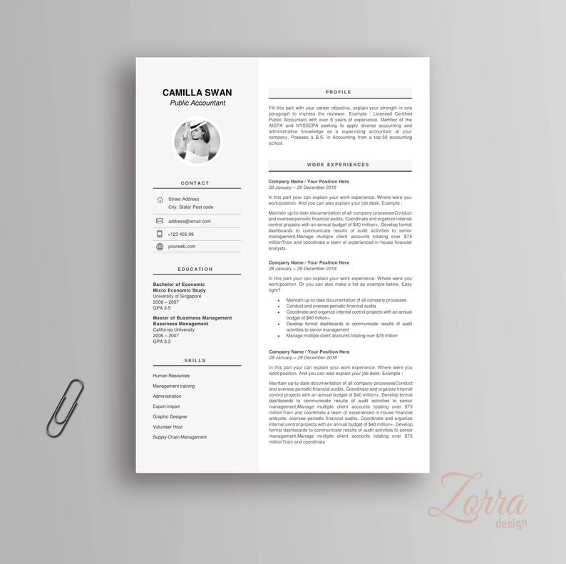 Modern Resume Template / CV For Microsoft Office Word   Pages Curriculum on wps office, bill gates office, office 365 office, micrsoft office, softmaker office, microsof office, apple office, micorsoft office, mojang office, micosoft office, mircosoft office, fnac office, msn office, windows office, oracle office, lync 2013 office, mac office, xbox office, libre office, mirosoft office,