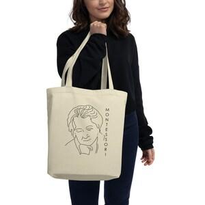 Maria Montessori Unity Bag Tote Bag Montessori Bag Montessori Gift