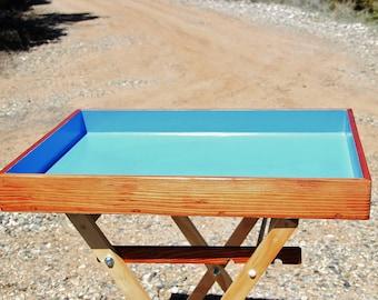 Redwood Sand tray