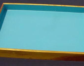 Pine Sand Tray