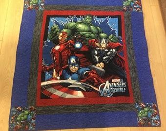 Avengers Quilt
