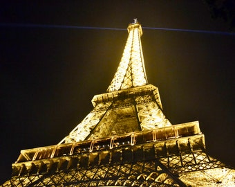 Shining Eiffel