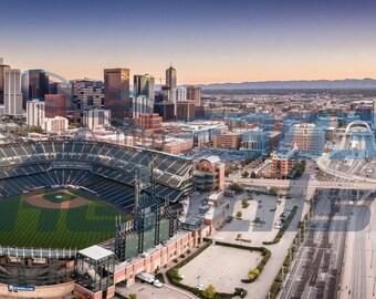 Coors Field - Denver - Colorado Rockies