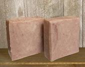 Rose Clay Soap Neem Oil Soap Tea Tree Soap Acne Soap Mature Skin Soap Natural Skin Care Coconut Milk Soap Bar Soap Hot Process