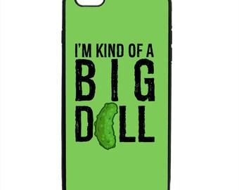 I'm Kind Of A Big Deal Phone Case Samsung Galaxy S5 S6 S7 S8 S9 Note Edge iPhone 4 4S 5 5S 5C 6 6S 7 7S 8 8S X SE Plus