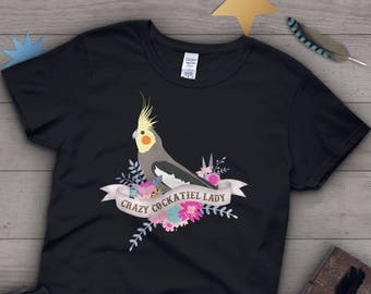 Funny Kids Childrens T-Shirt tee TShirt Am Parrot