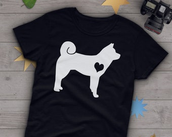 092fab75 Shiba Inu Shirt, Women Men, Dog Lover Gift, Cute Shiba Inu Mom T-shirt, Dog  Lover Tshirt, Pet Graphic Tee, Tops, Doge, Birthday Gift, Navy