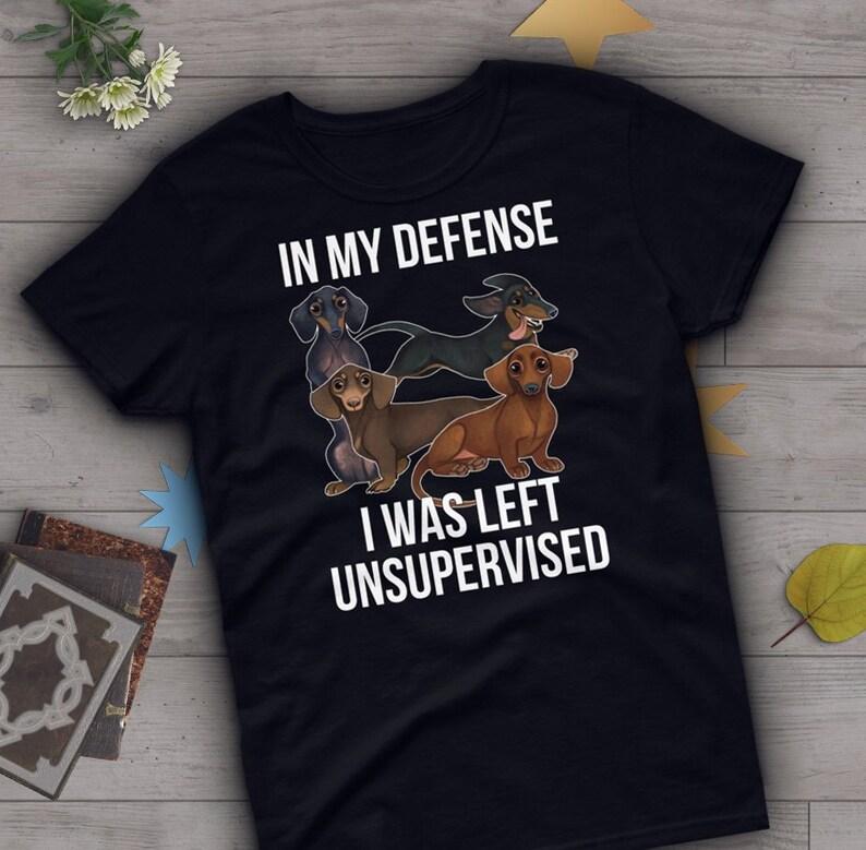 576d0d1c9 Funny Dachshund Shirt Women Weiner Dog Lover Gift Cute | Etsy