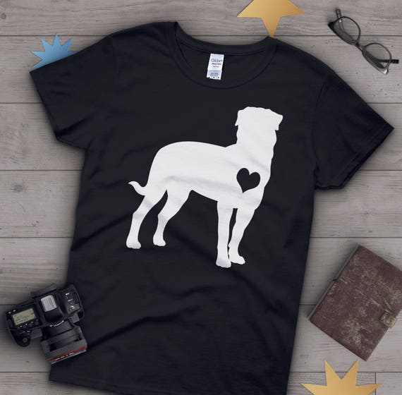 Rottweiler Shirt Women Men Dog Lover Gift Cute Rottie Mom Etsy