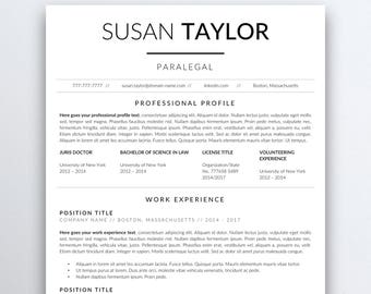 lawyer resume template legal resume template attorney resume template paralegal resume professional resume assistant resume
