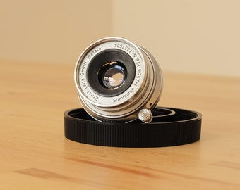 Leica Summaron 35mm f3.5 - M Mount