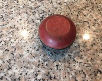 Vintage 1920s wooden yo-yo