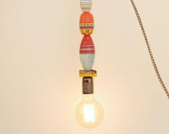 Lamp light floats 2