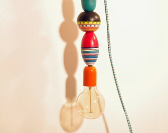 Lamp light floats 1