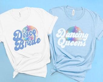 Boogie T-shirt 70s 80s Vintage TShirts Lockdown Gifts Retro Tshirt Disco Ball Tshirt Rave Shirt Birthday Shirt Kitchen Disco Tshirt