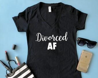 divorced af shirt womens shirt ex wife shirt