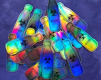Holographic Gay Juice