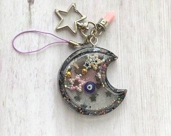 Magical Moon Resin Shaker