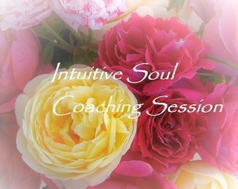 Intuitive Reaiding & Soul Coaching Session
