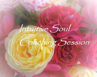 Intuitive Reading Soul & Coaching Session