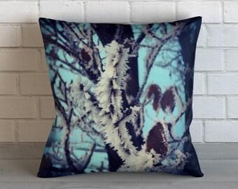 Hoarfrost Pillow