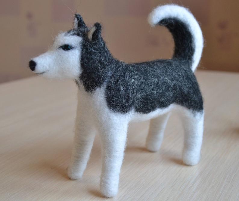 Wszystkie nowe Zwierzęta z filcu igły z filcu igła kot filc pies wełna filc | Etsy TT53