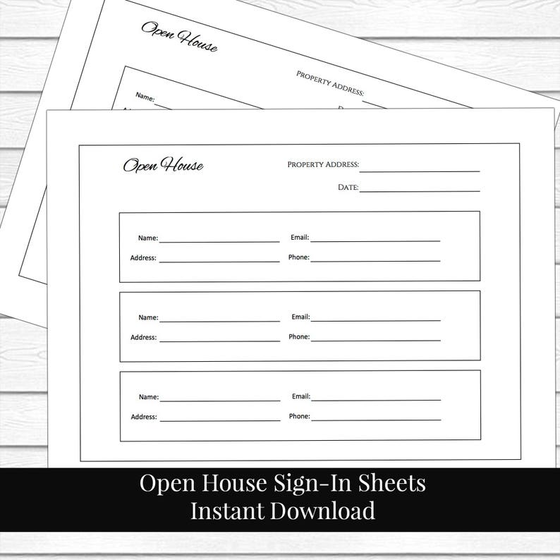 graphic about Real Estate Open House Sign in Sheet Printable titled Visitor indication inside sheet, printable visitor checklist, call record, open up Space signal, genuine estate representative, real estate agent internet marketing, genuine estate indicator, indication within just
