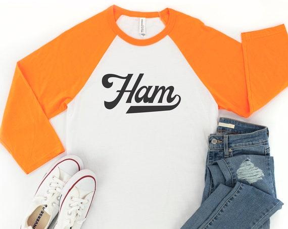 Ham - The Sandlot - Baseball - Summer Sports - Little League - Summer Movie - Cult Classic - You're Killing Me Smalls - Babe Ruth-Hamilton