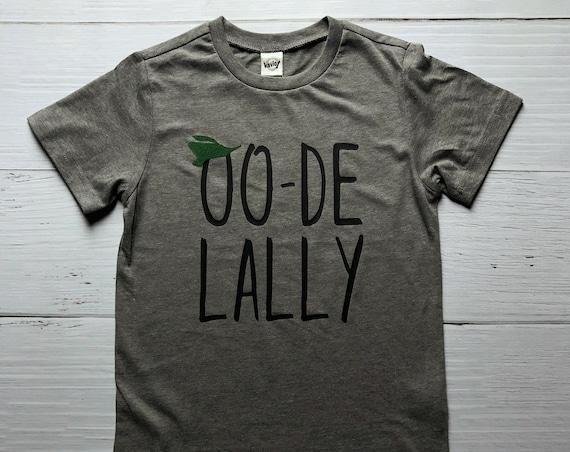Oo-De-Lally Kids Shirt / Robin Hood Shirt / Kids Disney Shirt / Disney Shirt / Oo De Lally / Boy Girl Disney Shirt/Disney Gift/Gift Under 20