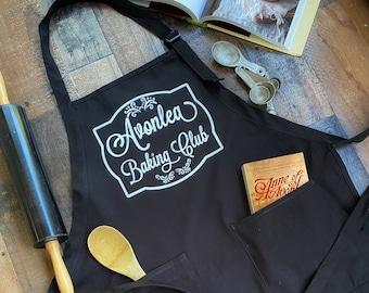 Avonlea Baking Club Kitchen Apron - Anne of Green Gables - Anne with an E