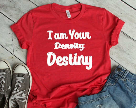 I am Your Destiny / Density / Back to the Future / George McFly / Marty McFly / 1980s Movie / Retro / Throwback / Time Travel / Hill Valley