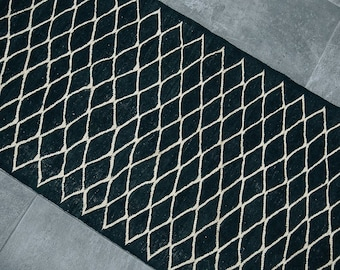 Tappeti Kilim Moderni : Tappeto kilim limin sumak moderno cm fantasia misscucci