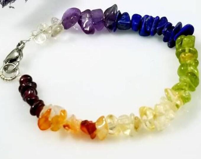 Chakra Bracelets/ Healing Bracelets/ Reiki Jewelry/ Meditation Jewelry